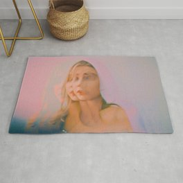 Changing Faces Rug