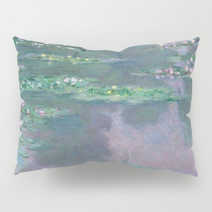 Water Lilies Monet 1905 Pillow Sham