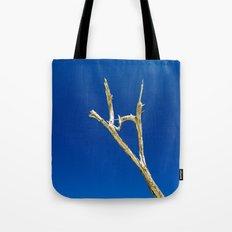 Soaring High in Blue Skies Tote Bag