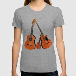 Acoustic instruments T-shirt
