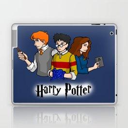 Harry Potter Team of 3 Laptop & iPad Skin