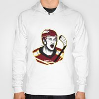 picard Hoodies featuring Alexandre Picard by Kana Aiysoublood