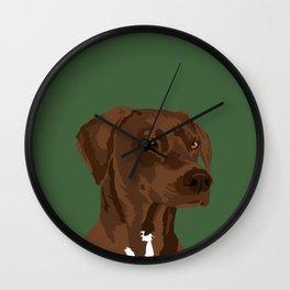 Chobe Wall Clock