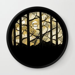 Why is an owl smart Wall Clock