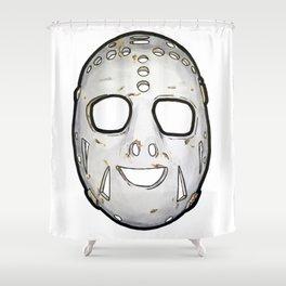 Vachon Mask Shower Curtain