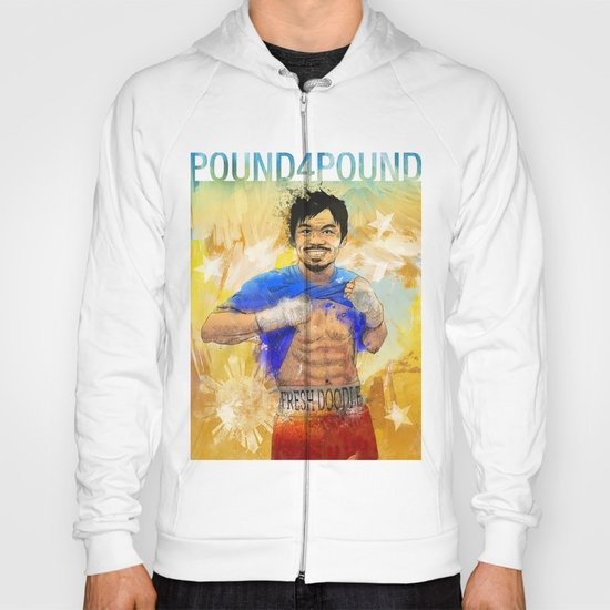 Manny Pacquiao - Pound 4 Pound Hoody