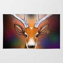 Christmas Woodland Beast Rug