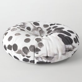 Aerial View Floor Pillow