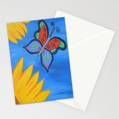 Butterfly Banquet Stationery Cards