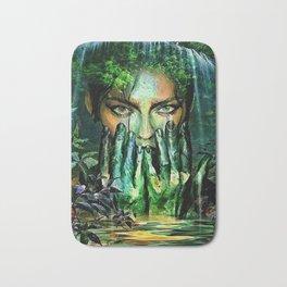 MYSTICAL WATERFALL Bath Mat