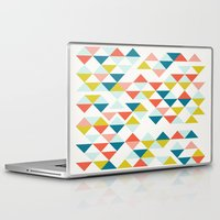 colombia Laptop & iPad Skins featuring Colombia by Menina Lisboa