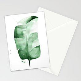 Banana Leaf no. 3 Stationery Cards