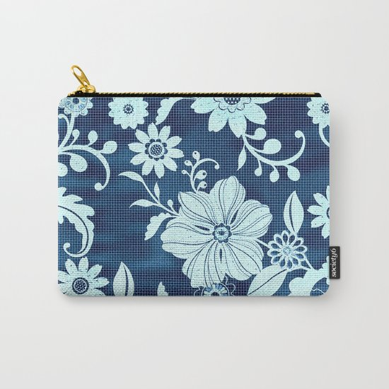 Flower time Carry-All Pouch