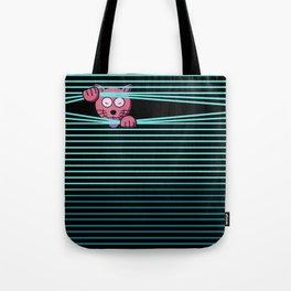 Secret Mission Tote Bag