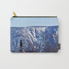 Mountain Crevasses Carry-All Pouch
