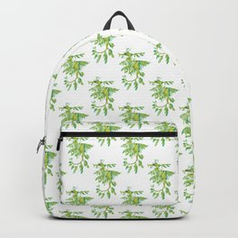 Seadragon watercolor Backpack