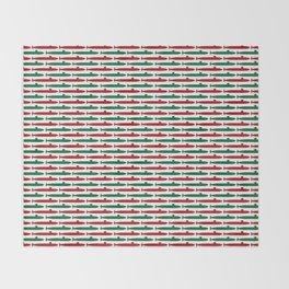 Christmas Subs Throw Blanket