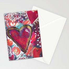 My Loving Heart Stationery Cards