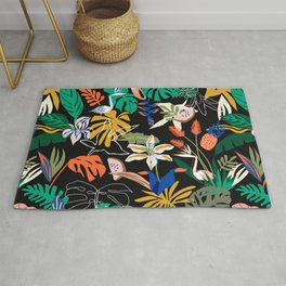 PARADISIACAL NIGHTLIFE Rug