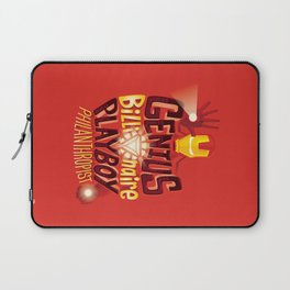 Suit of armor Laptop Sleeve