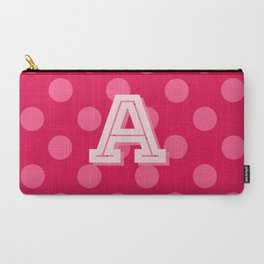 A is for Awesome Carry-All Pouch