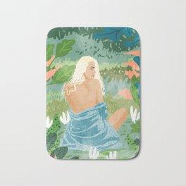 Jungle Vibes Bath Mat