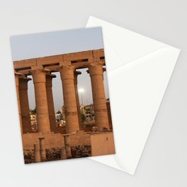 Temple of Luxor, no 32 Stationery Cards