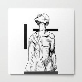 Umlauf's John the Baptist Metal Print