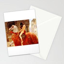 Lady Godiva Stationery Cards