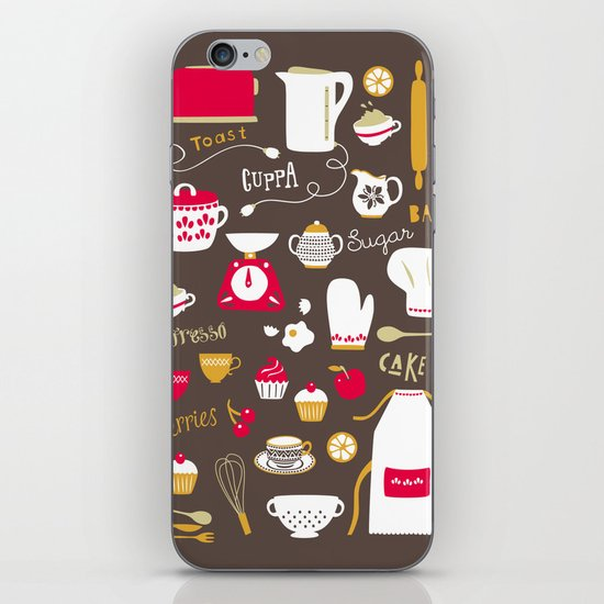 Teatime Treat iPhone & iPod Skin