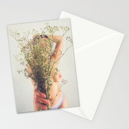 Fine Arts | Vintage Nude | Vintage Fashion | Studio Photography   Stationery Cards
