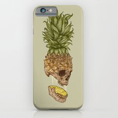 Pineapple Skull iPhone 6s Slim Case