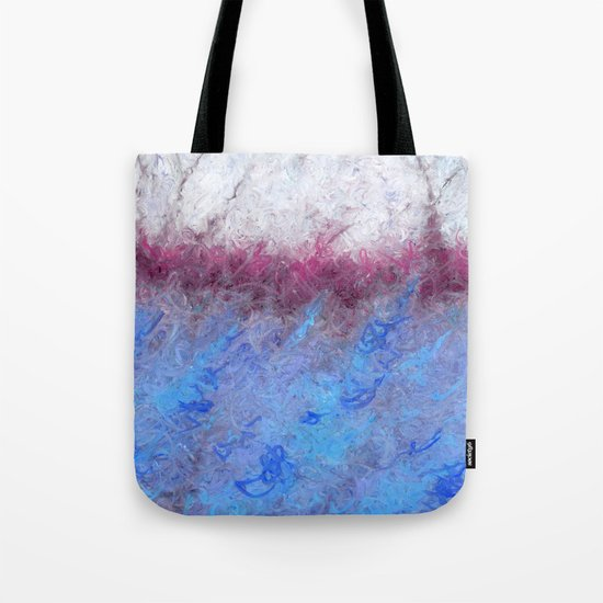 The Day's Deal With The Coming Night II Tote Bag