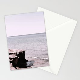 Beach Pink Stationery Cards