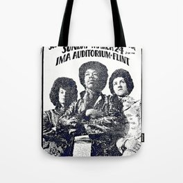 Last Michigan Appearance Tote Bag