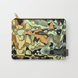 Rusty abstract Carry-All Pouch