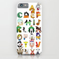 That's Alphabet Folks Slim Case iPhone 6s