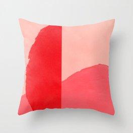 Colores V Throw Pillow