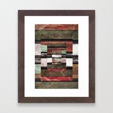 STRUNG OUT Framed Art Print