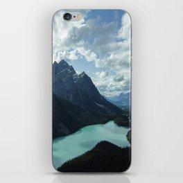 Blue Lake iPhone Skin