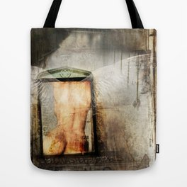 Archangel Haniel Tote Bag