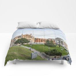 El Prado Museum. Madrid Comforters