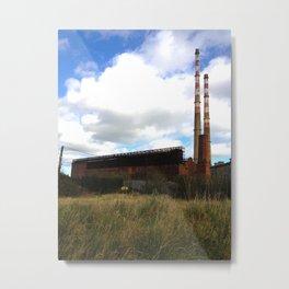 Poolbeg Metal Print