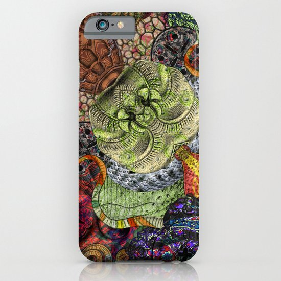Psychedelic Botanical 10 iPhone & iPod Case