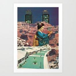 maiko Art Print