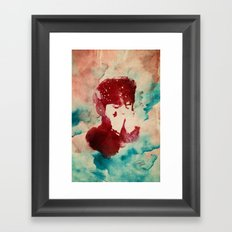 Nanou II Framed Art Print
