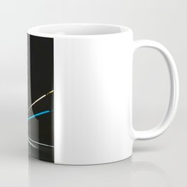 Traffic in warp speed2 Coffee Mug