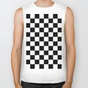 Checkered (Black & White Pattern) by luxelab