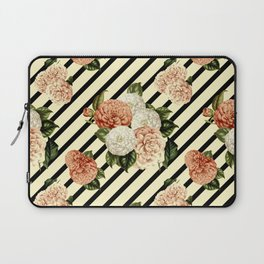 Chrysanthemum Rain Laptop Sleeve
