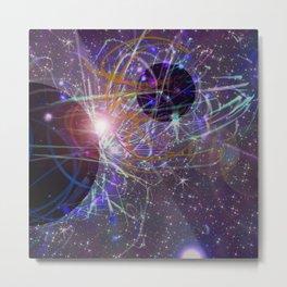Astro Glide Metal Print